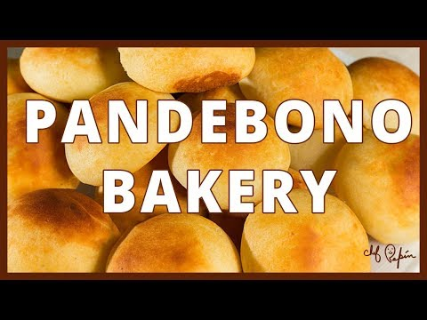 Pandebono Bakery | Chef Pepin