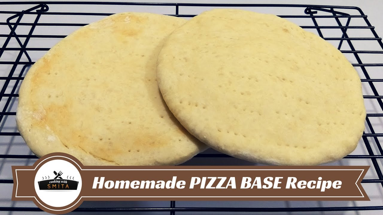 pizza base recipe in hindi basic pizza dough how to make quick