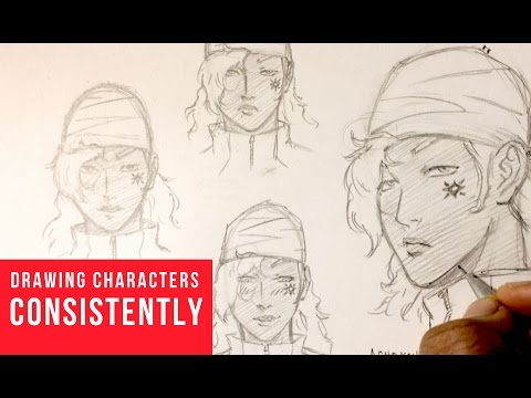 how-to-draw-characters-consistently-looking-the-same
