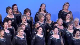 Skyline Chorus, Chorus Semifinals, 2018...