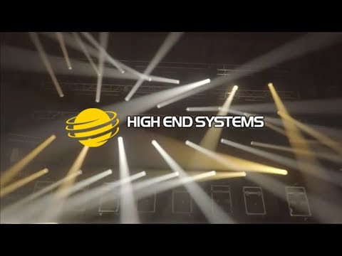 Demo: High End Systems SolaFrame 750