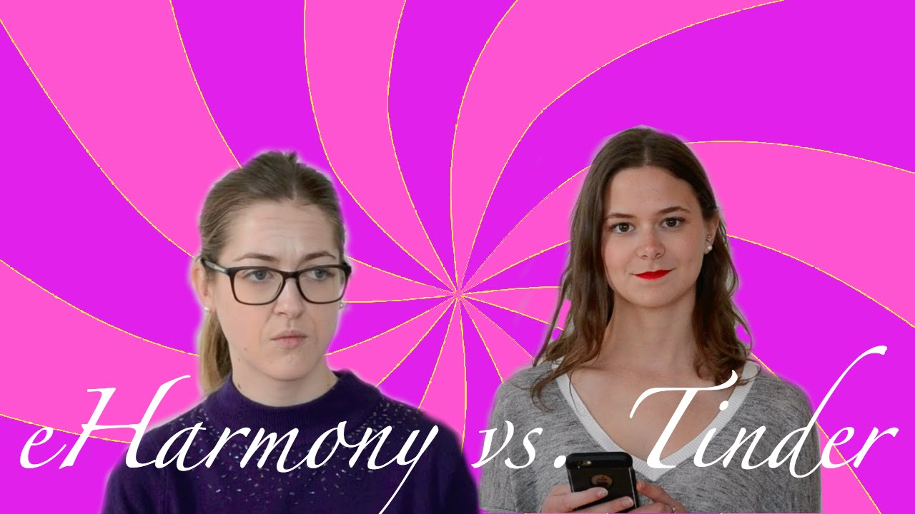 Eharmony vs tinder