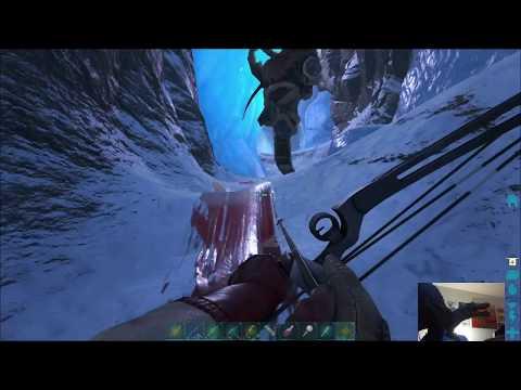 ARK: Ragnarok - Eishöhle erster Versuch
