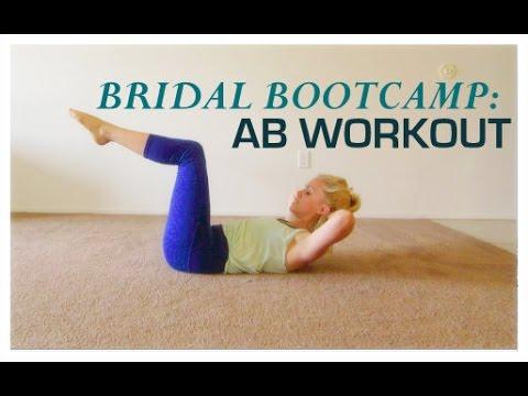 Bridal Bootcamp: Abs