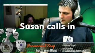 Paranormal Soup ITC Collective Night Ep 137 Susan calls in