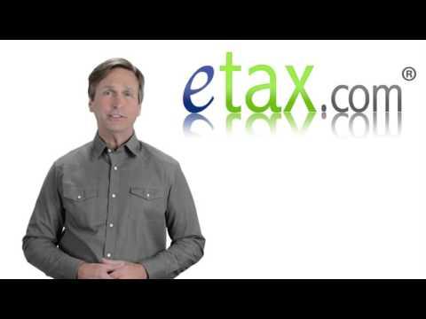 eTax.com Tax Write Off for Work Expenses