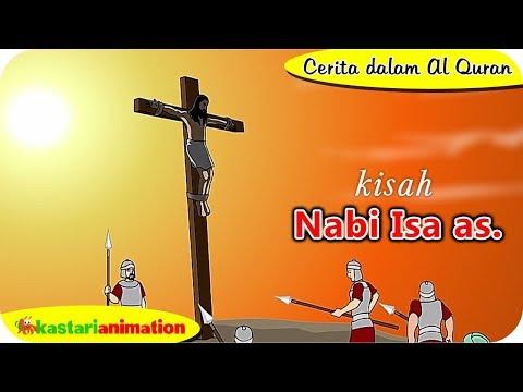 Cerita Dalam Al Quran - Kisah Nabi Isa AS | Kastari Animation Official