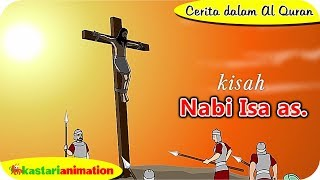 Download lagu Cerita dalam Al Quran - Kisah Nabi Isa AS | Kastari Animation Official