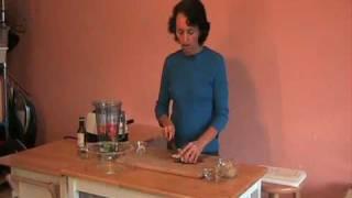 Rene Oswald--carrot Tahini Salad Dressing--raw Food Recipe
