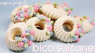 SUSPIRO PERFEITO PARA BICO SULTANE 795/796   SULTANE NOZZLE MERINGUE COOKIES • Petit Gatô