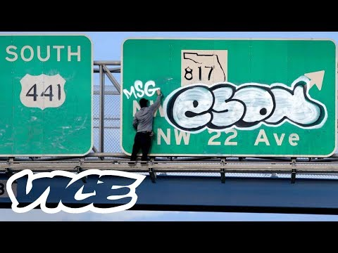 VICE Meets The Graffiti Godfathers - Miami Style Gods