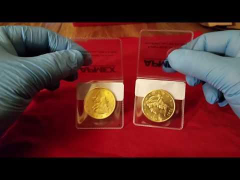 APMEX-Gold Unboxing $20 Liberty Gold Double Eagle BU
