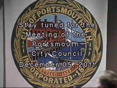 City Council 12.05.2011
