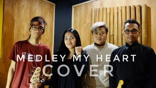 Gambar cover My Heart Ost (Cover) || Umimma Khusna