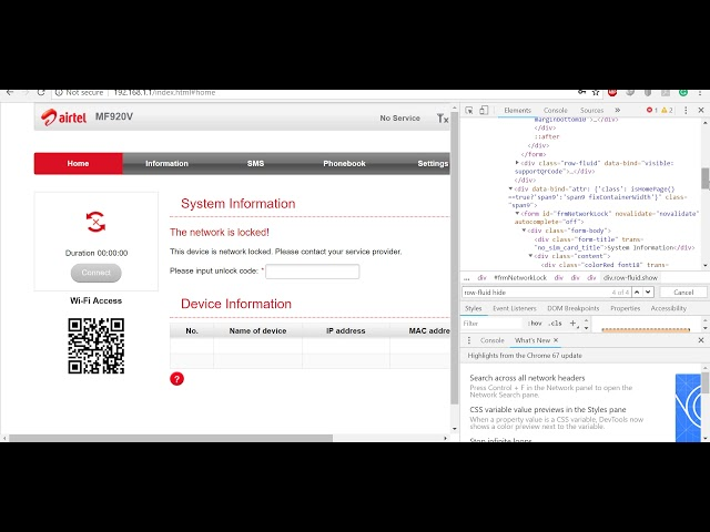How to Unlock ZTE MF920V WiFi Router?   RouterUnlock com