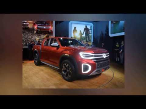 2019 Volkswagen Atlas Tanoak Pickup Truck | Buy new cars.