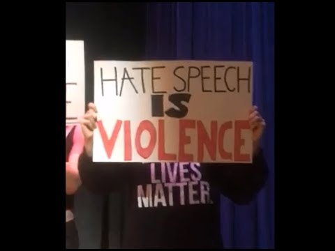 Black Lives Matter Shouts Down ACLU at William & Mary