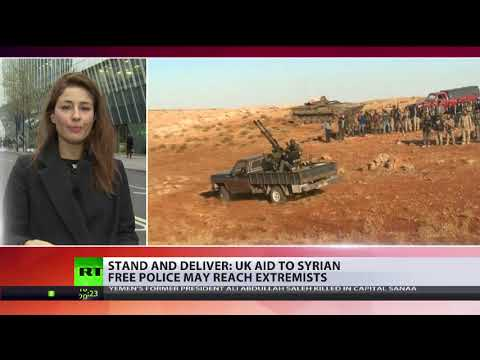 British aid for Syria being funneled to extremists