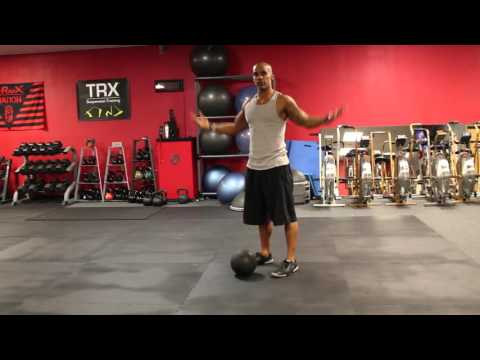 Medicine Ball Slam-Are You Doing It Right?