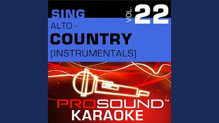 No One Else On Earth (Karaoke Instrumental Track) (In the Style of Wynonna Judd)