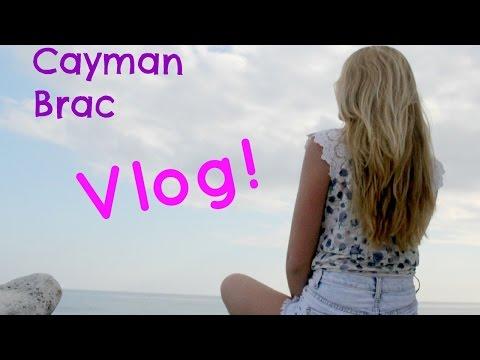Cayman Brac Beach Vlog