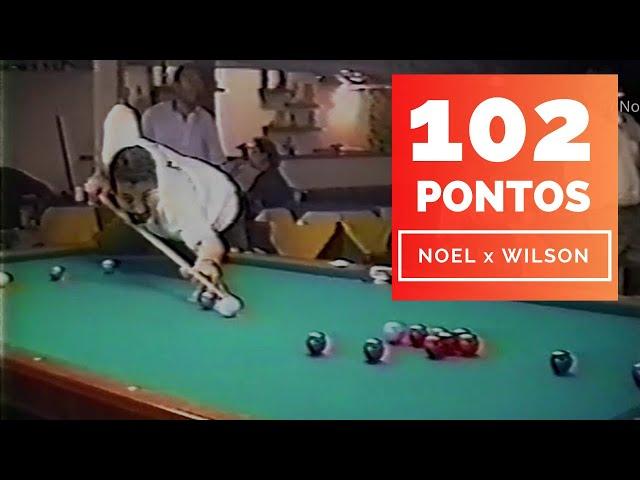 Noel - PR x Wilson - BA | Regra Inglesa 2000 - 102 Pontos