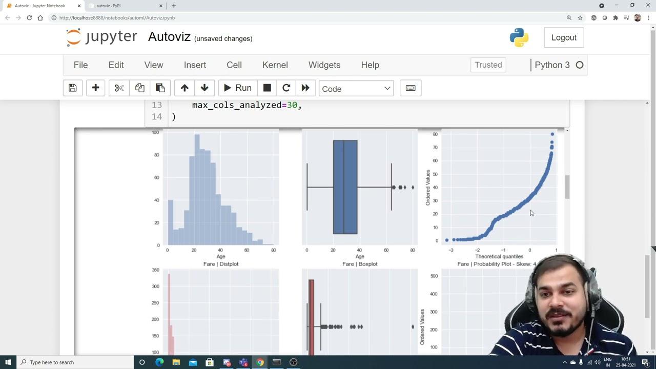 Autoviz-Automatically Visualize Any Dataset With Single Line Of Code