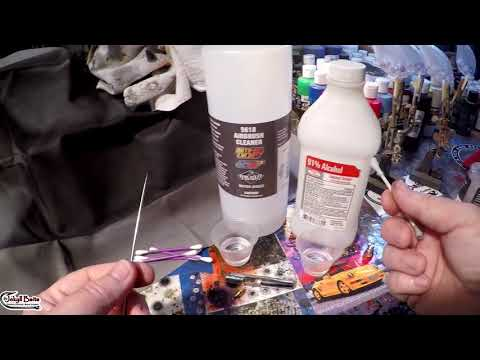JEKYLL QUICK TIP: General Maintenance On The Iwata Eclipse HP-CS