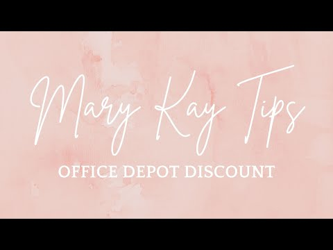 Office Depot HAUL! I Love Office Supplies And A Great Deal!