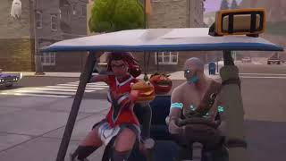 GET OUT OF MY CAR: parodie fortnite