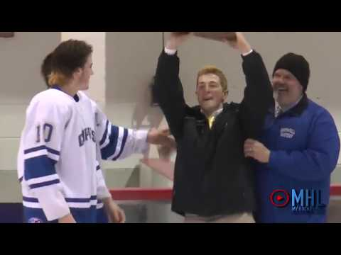 2018 Massachusetts High School Hockey Tournament Hype