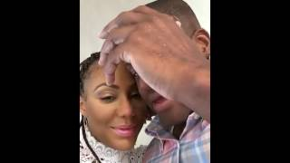 If #TamarBraxton cheated on husband #Vince and they're getting divorced.  Why is she singing to him? Mp3