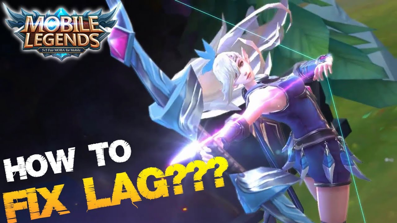 Mobile Legends - How to Fix Lag Issue on Mobile Legends [TUTORIAL]