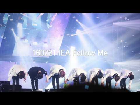 [LIVE AUDIO] 160221 Infinite Effect Advance - Follow Me