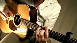 Stevie Wonder Send One Your Love Solo Acoustic Guitar Cover Fingerstyle