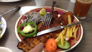 Бюджетно кушаем в Дубаи (ресторан)