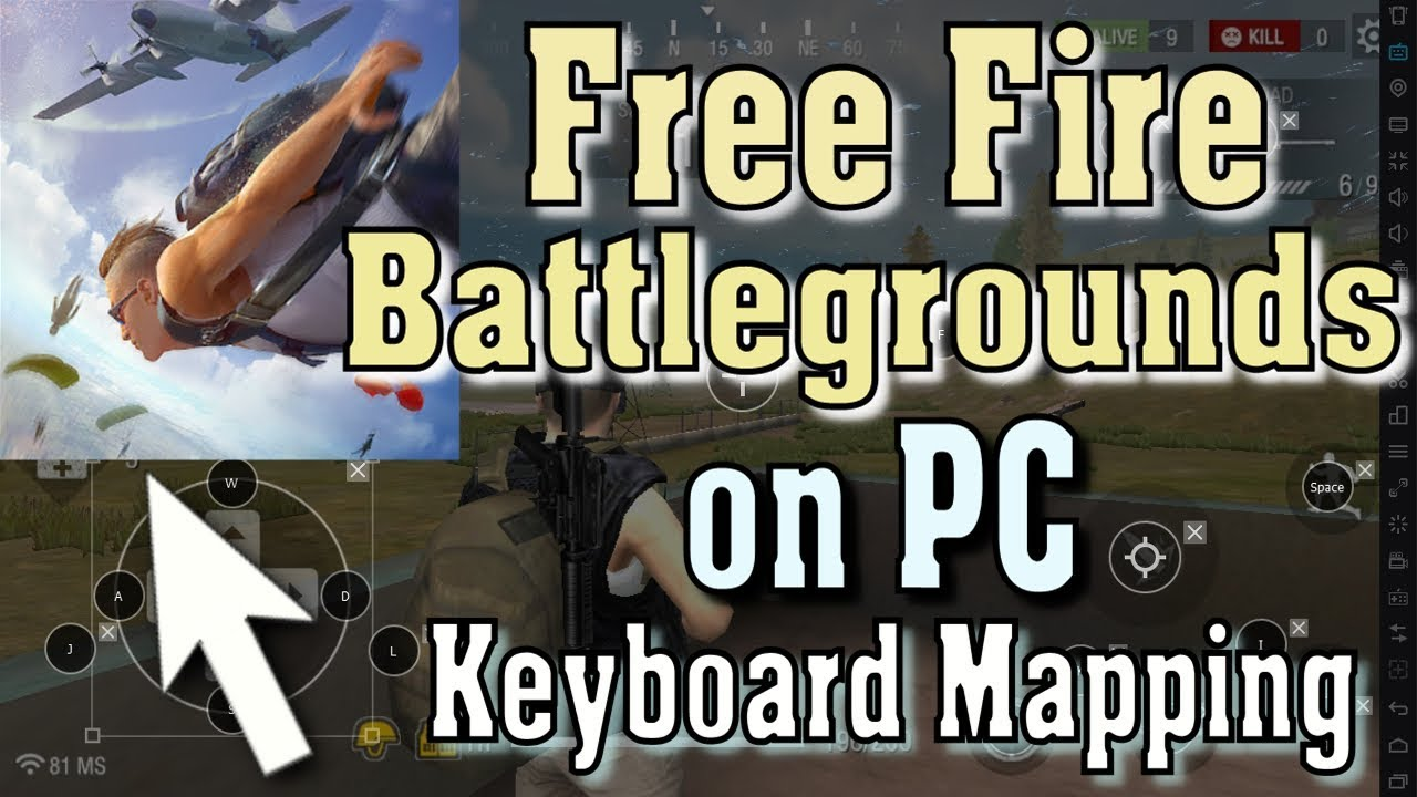 How To Play Free Fire Battlegrounds On Pc With Nox App Player