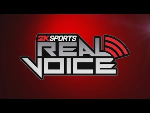 NBA 2K14 - Real Voices Trailer