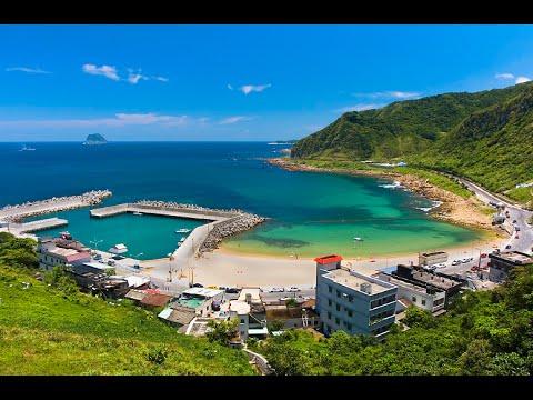 陽光,沙灘!!! @ 基隆外木山沙灘 Taiwan Keelung Wai Moo San beach
