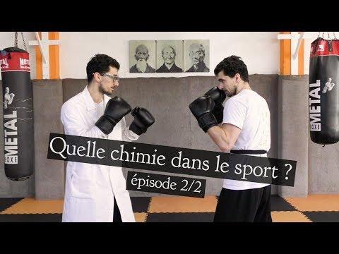 Quelle chimie dans le sport (2/2) ? Anaérobie