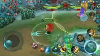 Mobile Legends - OP Chou Gameplay - Damn KICKS !! Episode #19