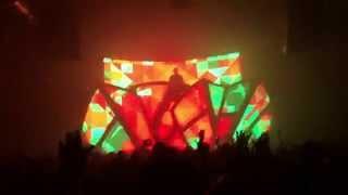 Galantis Runaway U I Dillon Francis Remix Live Montreal 2014