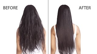 100% Veg Treatment for Chemically treated hair, Dry hair, frizzy hair, hair loss, baldness, hairfall