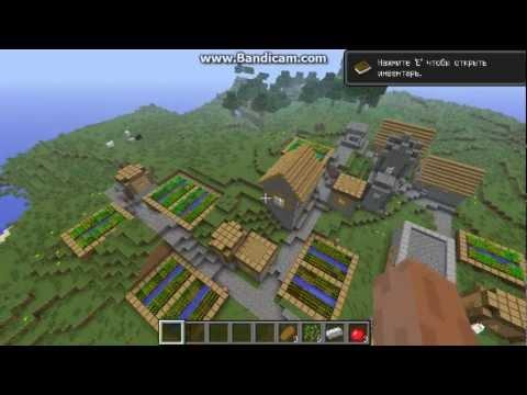 Ключи генерации мира в Minecraft. - Мои статьи - Каталог