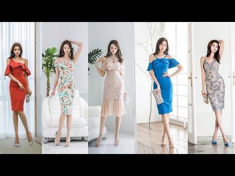 100 Mẫu Váy Dự Tiệc Thiết Kế Cao Cấp Hàn Quốc Đẹp Nhất Hiện Nay || Designed Korean Prom Dresses