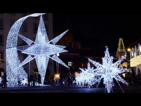 Cartagena navidad 2014 2015 hd youtube - Iluminacion de navidad ...