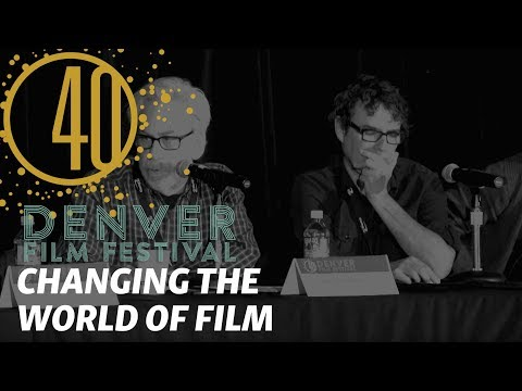 The Changing World of Film Festivals | DENVER FILM FESTIVAL PANEL