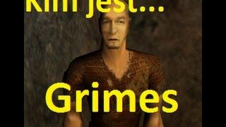 Kim jest... Grimes | Gothic |