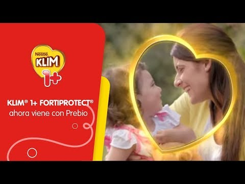 Klim 1+  con Prebio 1