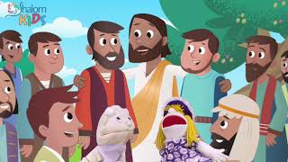 JESUS SUBIU AO CÉU | Shalom Kids